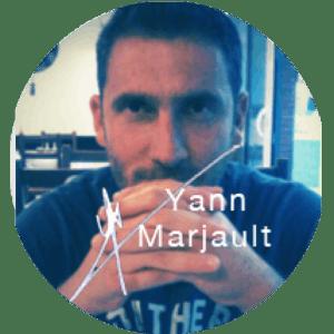 Yann Marjault auteur du blog meublé pas à pas