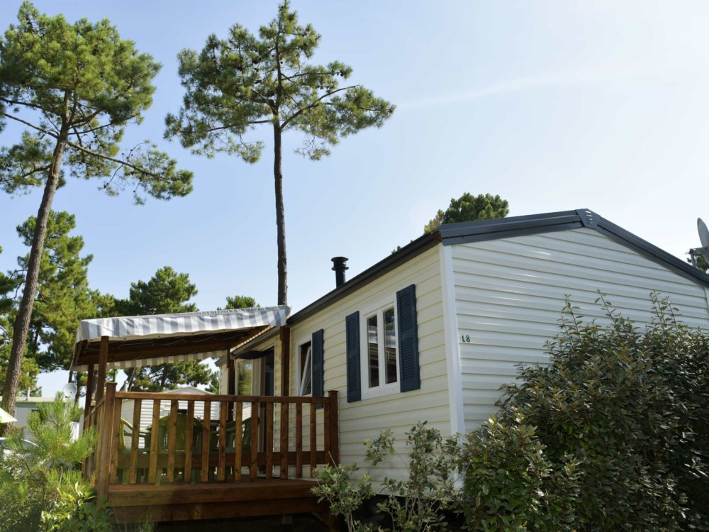 Investissement locatif Mobil home
