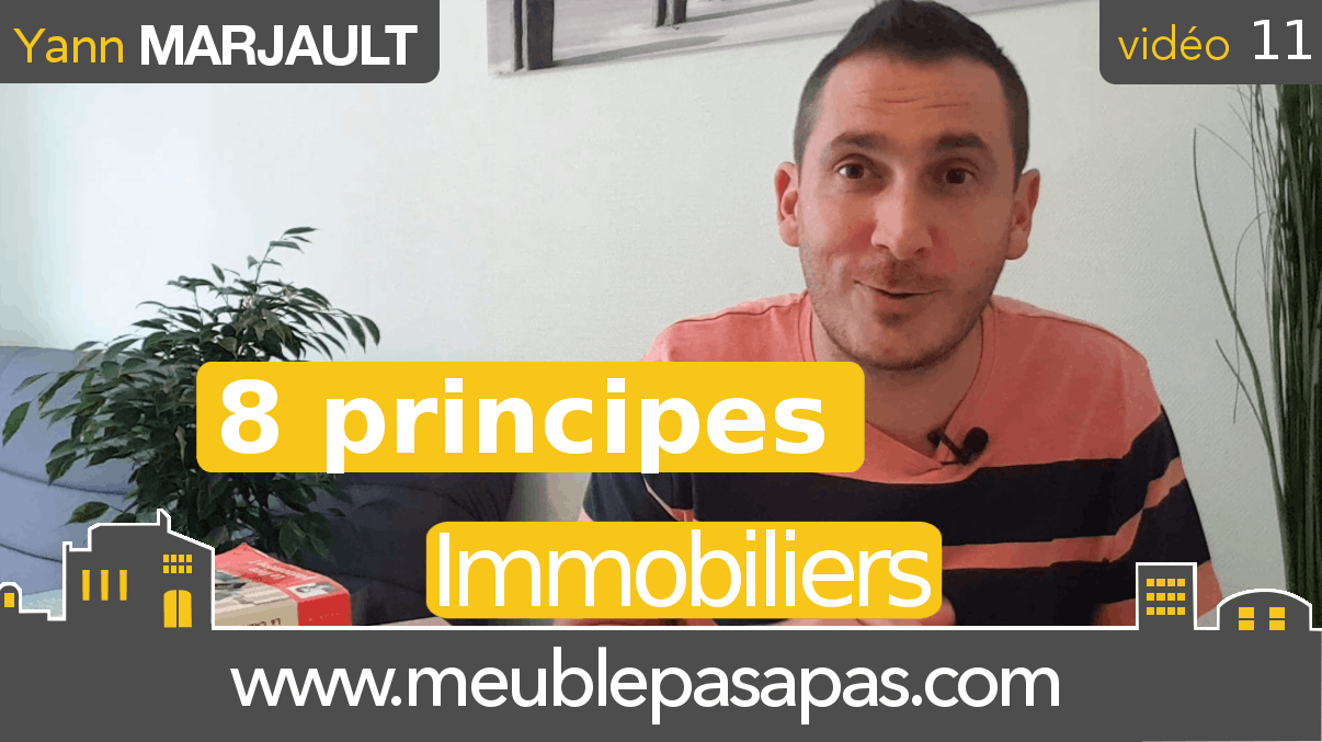 8 principes immobiliers