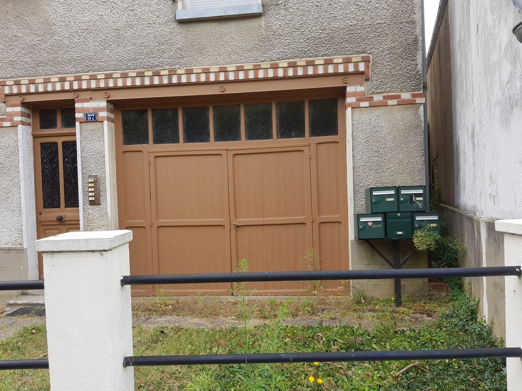 exemple d'investissement immobilier meublé garage