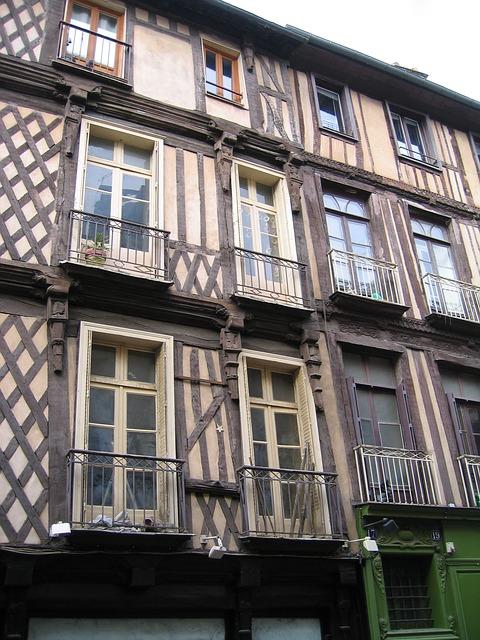 Loi Denormandie façade rénovée