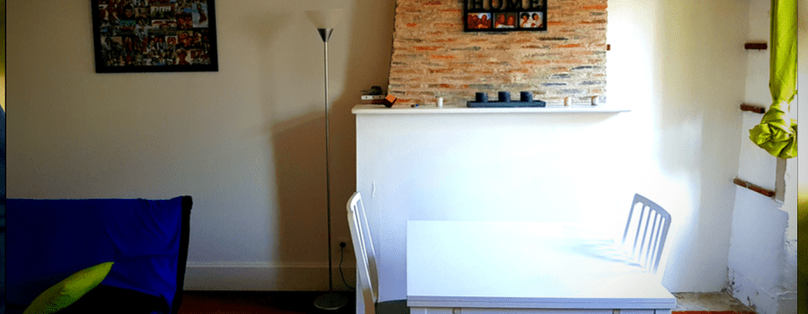 meubler une grande surface
