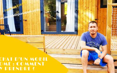 Achat mobil home : comment bien acheter sa résidence mobile de loisir ?