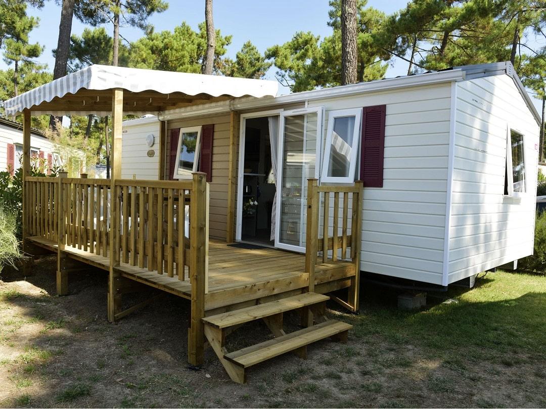 achat mobil home dans un camping