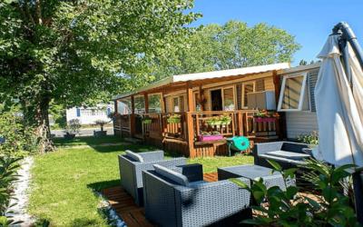 Pourquoi investir dans un mobil home dans un camping ?